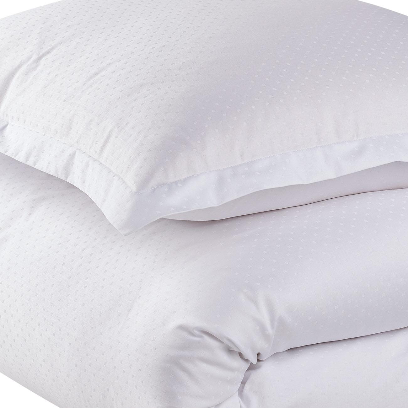 Georg Jensen Damask Bed Linen Northern Light White