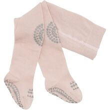 GObabyGO Crawling Tights (Soft Pink Glitter)