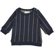 GRO Navy/Dusty Mustard Venus Baby Sweat