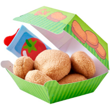 Haba Fabric Chicken Nuggets