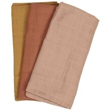 Haps Nordic Sui Muslin Cloths 3-pack Warm