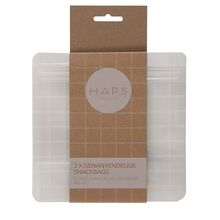 Haps Nordic Snackbags 400 ml