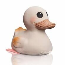 Hevea Kawan Bathing Toy Duck