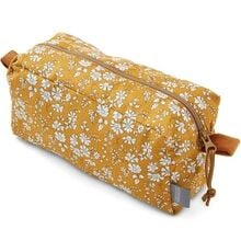 Homeyness Makeup Bag Mustard