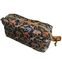Homeyness Makeup Bag Zoo Marine