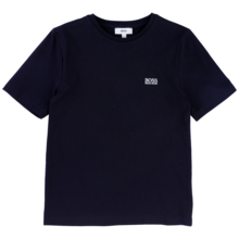 Hugo Boss Boy Tee Short Sleeves Navy