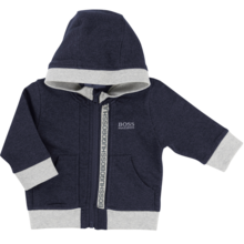 Hugo Boss Baby Boy Cardigan Suit Navy
