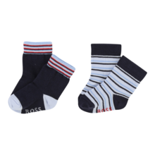 Hugo Boss Socks 2-Pack Baby Navy/Pale Blue