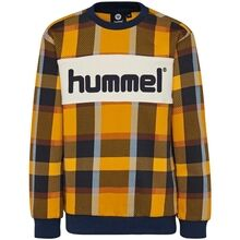 Hummel Atlas Sweatshirt Golden Yellow