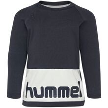 Hummel Lane T-shirt L/S Dark Navy