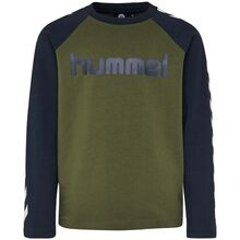 Hummel Boys Blouse Ivy Green