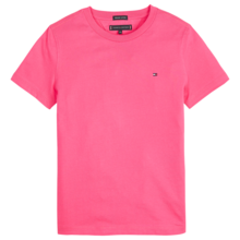 Tommy Hilfiger Boy Essential Original Cotton Tee S/S Fuchsia Purple