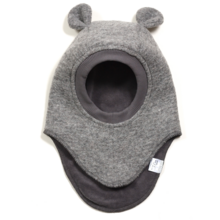 Huttelihut Elefanthue Ear Light grey/Wool Ears