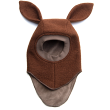 Huttelihut Balaclava Oak Wool Ears Limited Edition