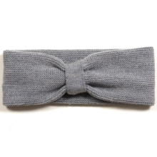 Huttelihut Headband Light Grey