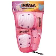 Impala Protection Set Pink Adult