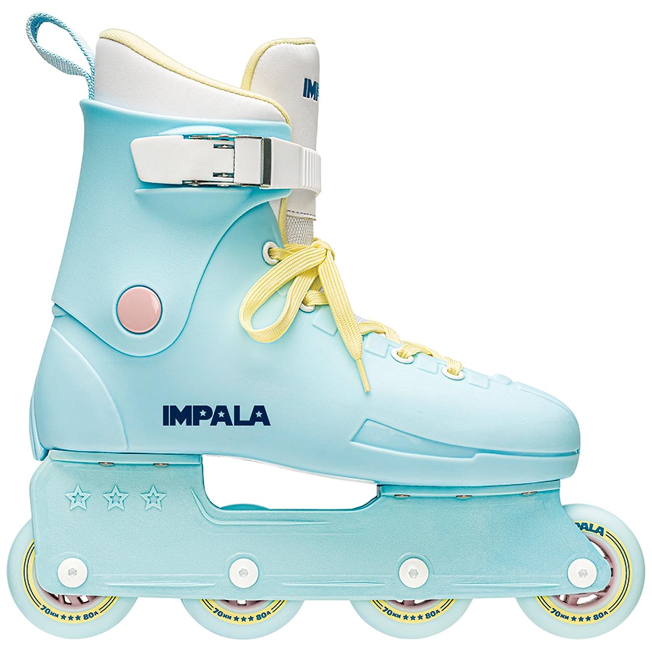 Impala Lightsd Inline Skate Sky Blue