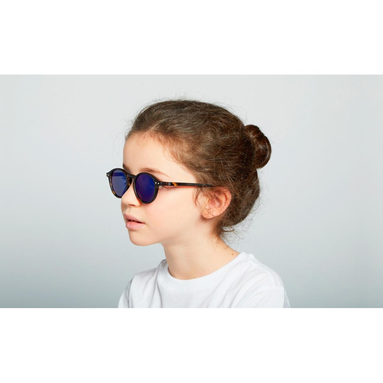 Izipizi Junior Sunglasses D Tortoise Mirror