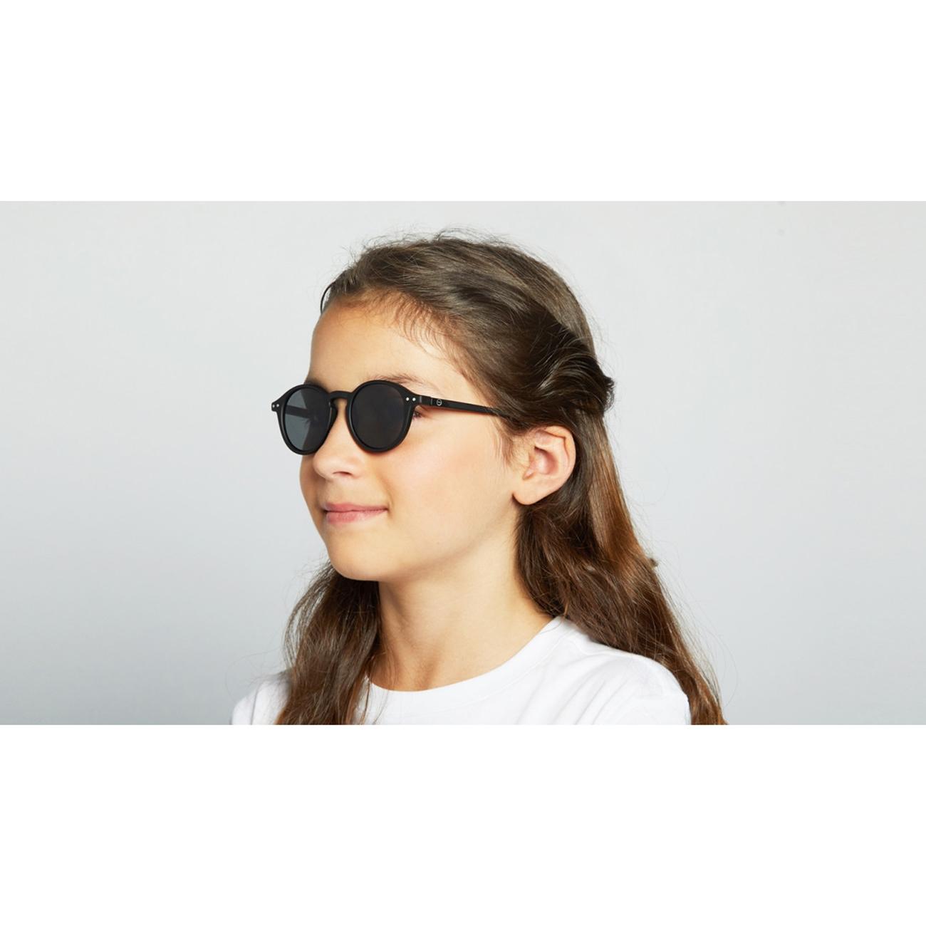 Izipizi Junior Sunglasses D Black