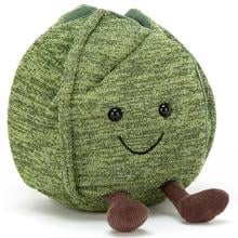 Jellycat Amuseable Brussel Sprout 14 cm