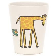Jellycat Bamboo Cup Jungle Friends