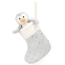 Jellycat Bashful Penguin Stocking 24 cm