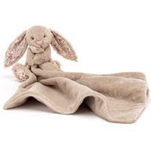 Jellycat Bashful Bunny Soother Blossom Beige 34 cm