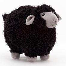 Jellycat Rolbie Sheep Black 28 cm
