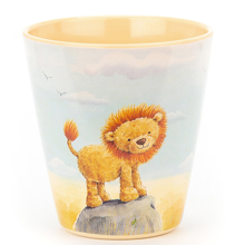 Jellycat Melamine Cup The Very Brave Lion