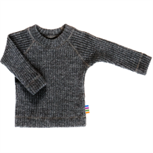 Joha Cardigan Wool Grey