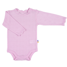 Joha Body Wool L/S Rose