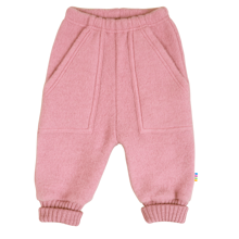 Joha Old Rose Baggy Pants Wool