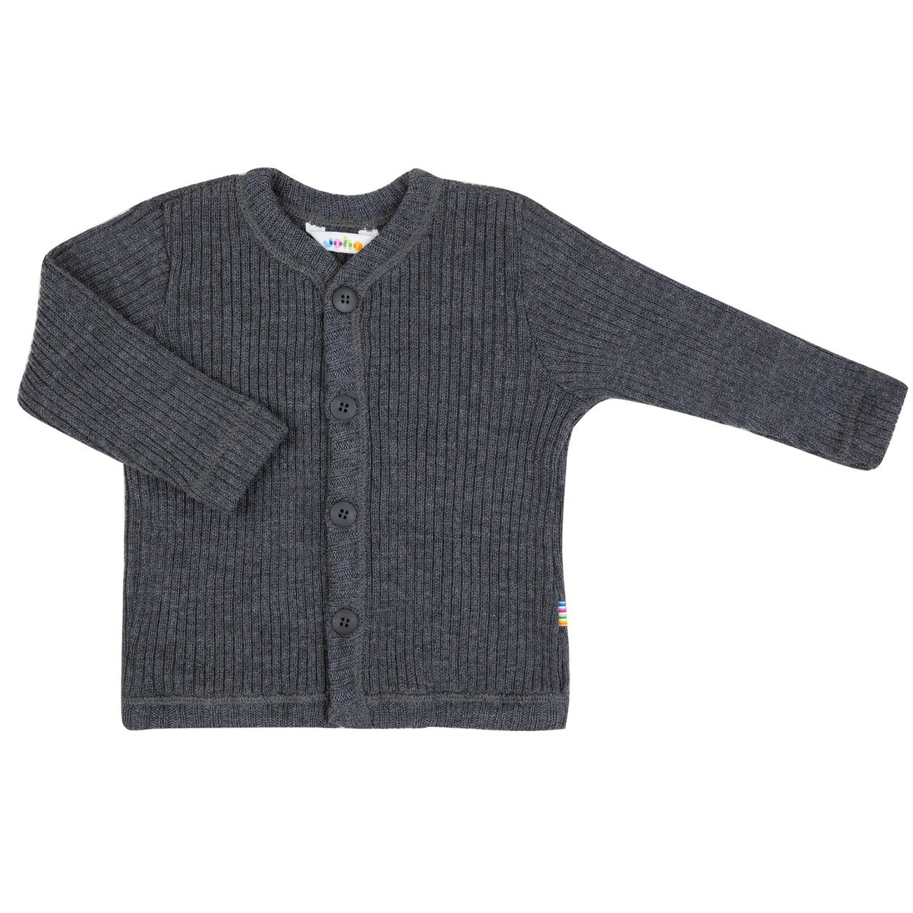 Cardigan Wool Grey