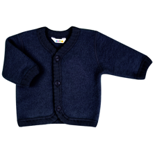 Joha Cardigan Wool Blue