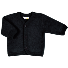 Joha Cardigan Wool Black