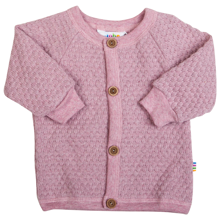 Joha Cardigan Cotton Rose Melange