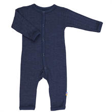 Joha Jumpsuit Wool/Silk Navy