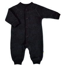 Joha Jumpsuit Wool Black