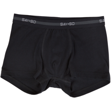 Joha Say So Boxershorts Black