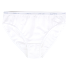Joha Say So Tai-Briefs White