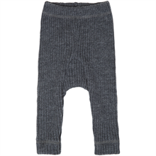 Joha Leggings Wool Grey Melange