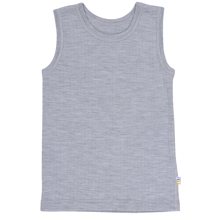 Joha Undershirt Wool Grey