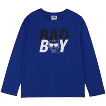 Karl Lagerfeld Kids Electric Blue Blouse
