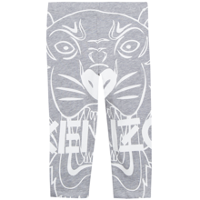 Kenzo Logo BG Leggings Light Grey