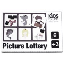Kids by Friis Picture Lottery Fairytales