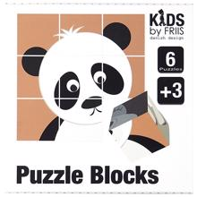 Kids by Friis Puzzle Blocks Noah's Arch