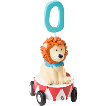 Kids by Friis Extra Wagon with Lion