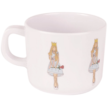 Kids by Friis Tinderbox Melamin Cup with Handle Princess