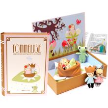 Kids by Friis Play Box Thumbelina