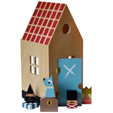 Kids by Friis Tinderbox Put and Playhouse